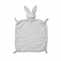 Doudou Lange Agnete - Rabbit dumbo grey
