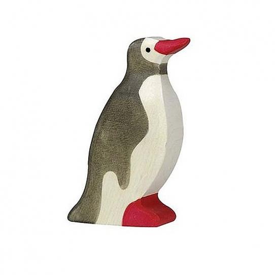 Pingouin en bois
