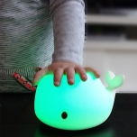 Veilleuse rechargeable Baleine - Small