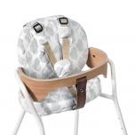 Coussins pour chaise haute Tibu - Nuages