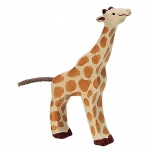 Girafe en bois