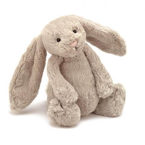 Doudou Lapin - Beige - 31 cm