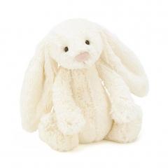 Doudou Lapin - Crème - 31 cm
