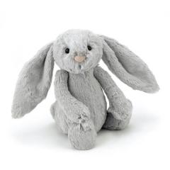 Doudou Lapin - Gris - 31 cm