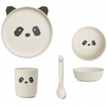 Vaisselle Bamboo - Panda
