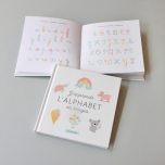 Livre J'apprends l'alphabet en images
