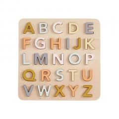 Puzzle ABC en bois