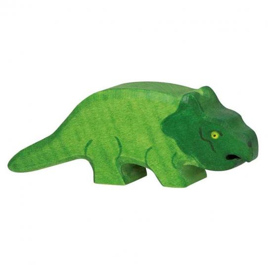 Protoceratops en bois
