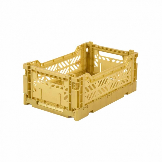 Caisse de rangement Small - Gold
