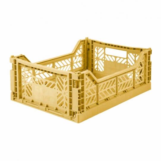 Caisse de rangement Medium - Gold