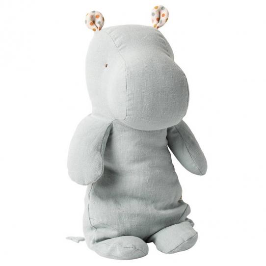 Doudou Hippopotame Aqua