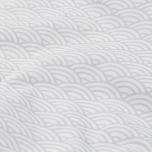 Cam Cam Couverture bébé Wave - Grise