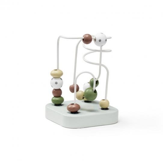 Mini boulier - Vert