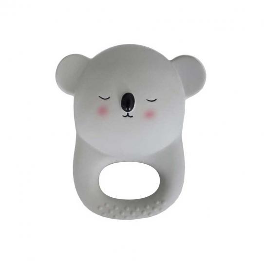 Anneau de dentition Koala - gris