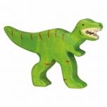 Tyrannosaure en bois