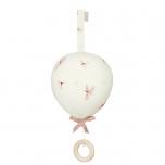 Mobile musical ballon - Windflower Beige