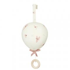Mobile musical ballon - Windflower Crème