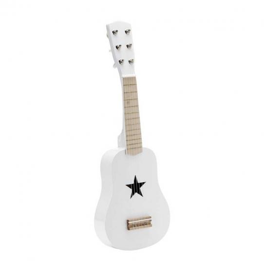 Guitare - Blanche