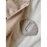 Thermomètre de bain - Coquillage Warm Grey