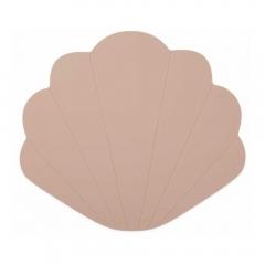 Set de Table - Coquillage Blush