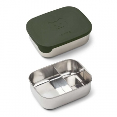 Lunch box Arthur - Ours kaki
