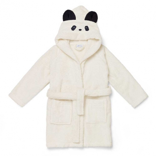 Peignoir Lily Panda - 3/4 ans
