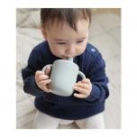 Tasse bébé Neil - Bleu dove