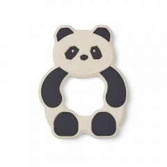 Anneau de dentition Gerda - Panda creme de la creme