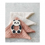 Anneau de dentition Gerda - Panda kaki