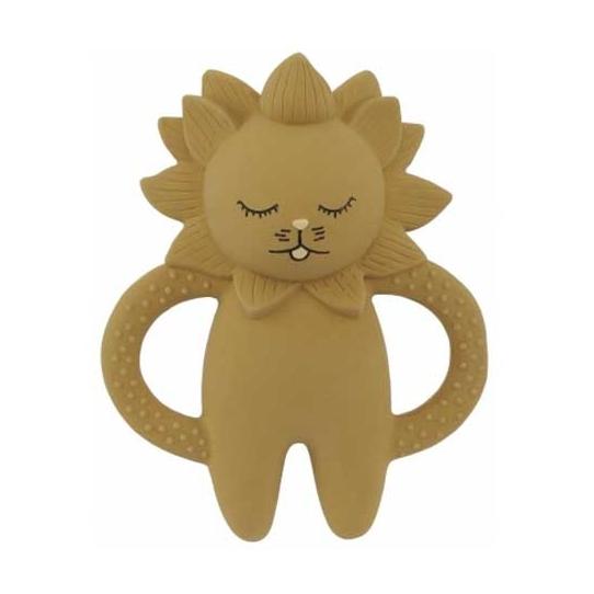 Anneau de dentition - Lion Mustard
