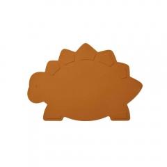 Set de Table Tracy - Dino mustard