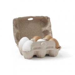 Boîte de 6 œufs Bistro