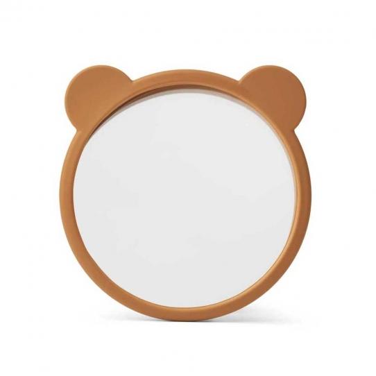Miroir Heidi - Moutarde