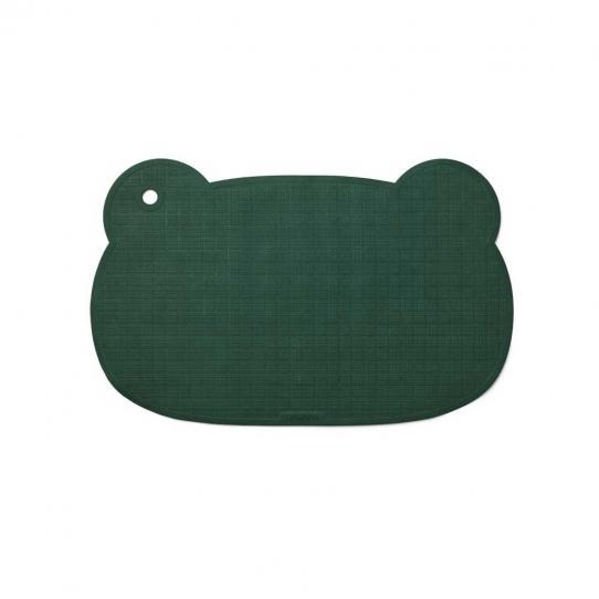 Tapis de bain Sailor - Ours garden green