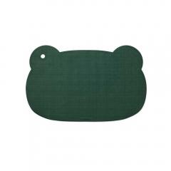 Tapis de bain Sailor - Mr Bear garden green