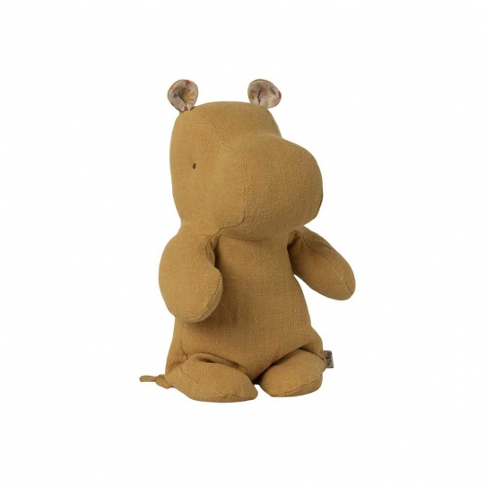 Doudou Hippopotame Dusty yellow - Small