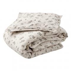 Parure de lit Bébé 70x100 Muslin - Clover