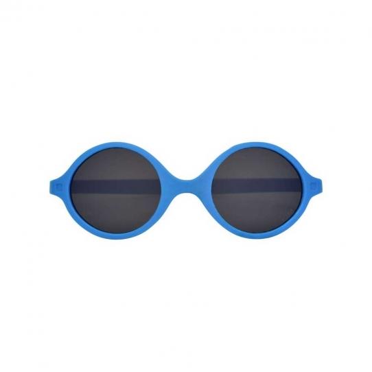 Lunettes de soleil bébé Diabola 0-1 an - Bleu medium