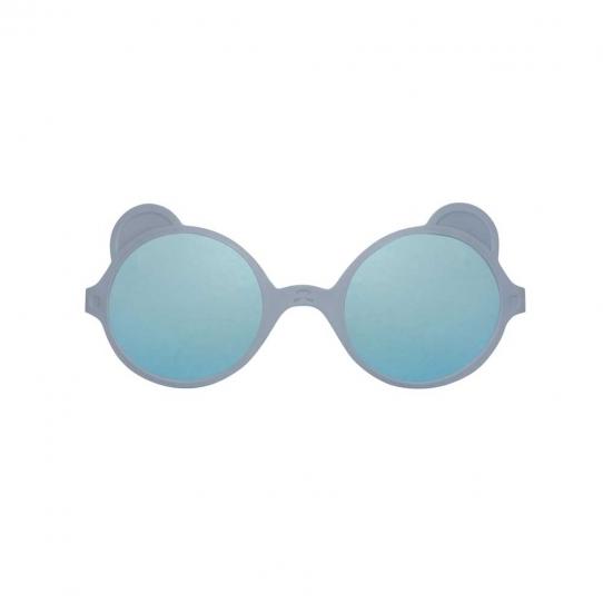 Lunettes de soleil Ours'on 1-4 ans - Bleu argenté