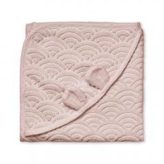 Cape de bain bébé Cam Cam - Dusty rose