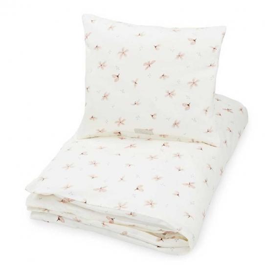 Parure de lit Bébé 70x100 - Windflower crème