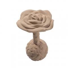 Hochet Rose Flower