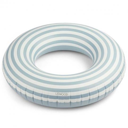 Bouée de baignade Donna - Sea blue et crème