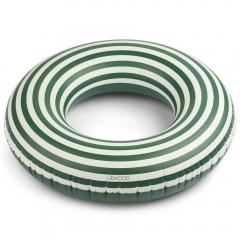 Bouée Donna - Strip garden green & creme