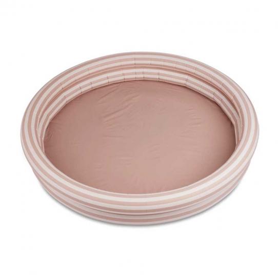Piscine Savannah - Rose et crème