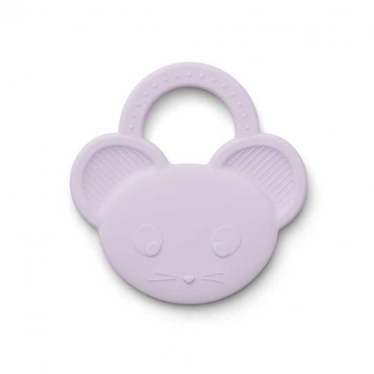 Anneau de dentition Gemma - Mouse light lavender