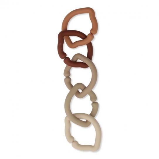 Pack de 5 Loopy Lemons - Rosie shades
