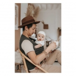 Porte-bébé Carry & Pack - Olive