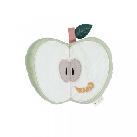 Livre en tissu - Green apple
