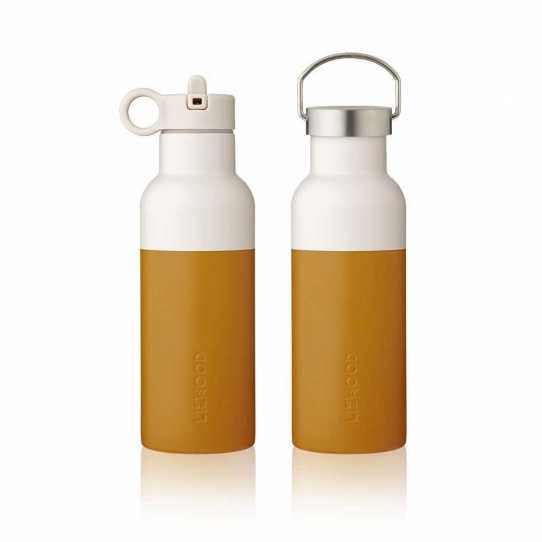 Gourde Neo 500ml - Moutarde
